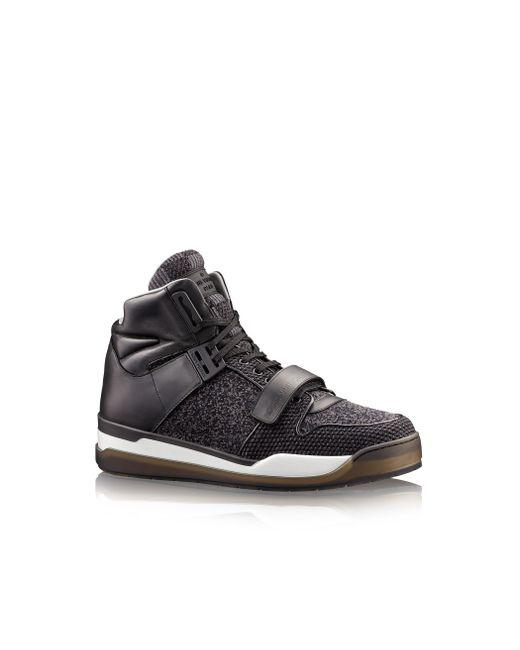 Louis Vuitton | Gray Trailblazer Sneaker for Men | Lyst