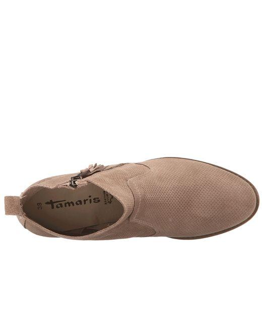 tamaris cigarra 25329 26 in beige lyst. Black Bedroom Furniture Sets. Home Design Ideas
