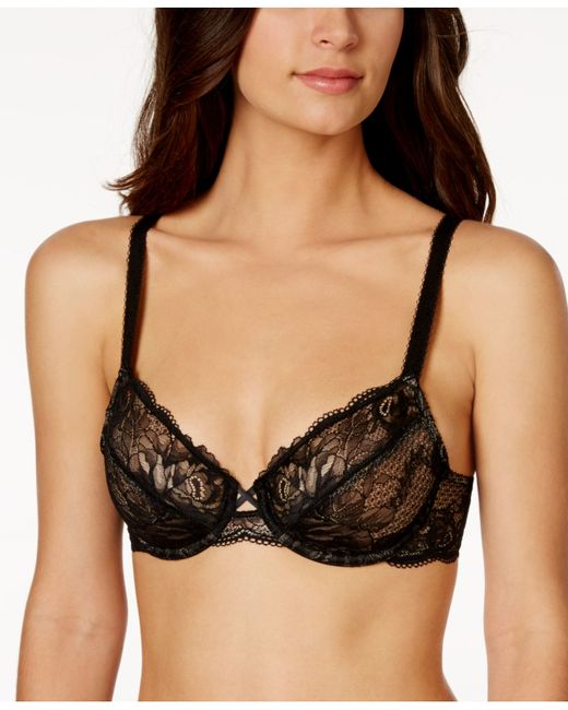 Wacoal | Black So Sophisticated Underwire Bra 851287 | Lyst