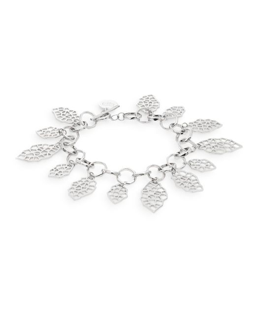 Ron Hami | Metallic Silver Lining Sterling Silver Charm Bracelet | Lyst