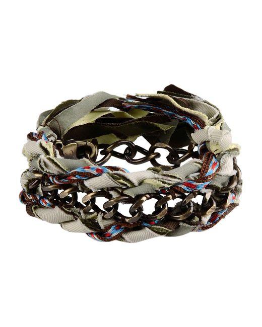Jo No Fui | Green Bracelet | Lyst