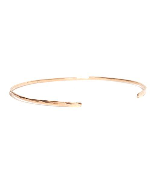 Melissa Joy Manning   Metallic Gold Light Cuff   Lyst