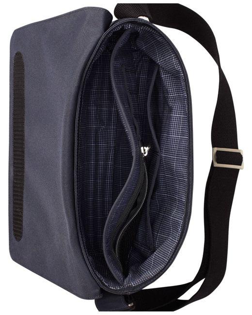 Jack Spade | Blue Commuter Nylon Site Messenger Bag for Men | Lyst