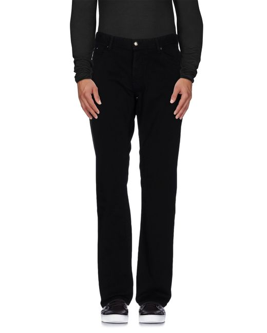 Just Cavalli | Black Denim Pants for Men | Lyst