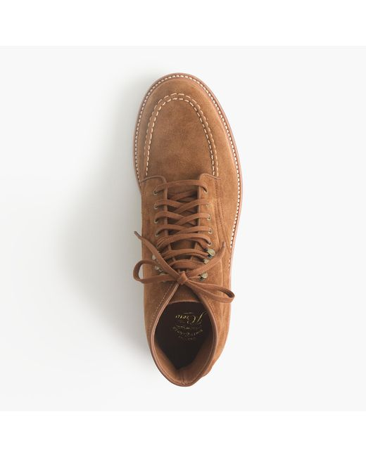 J.Crew | Brown Kenton Suede Pacer Boots for Men | Lyst
