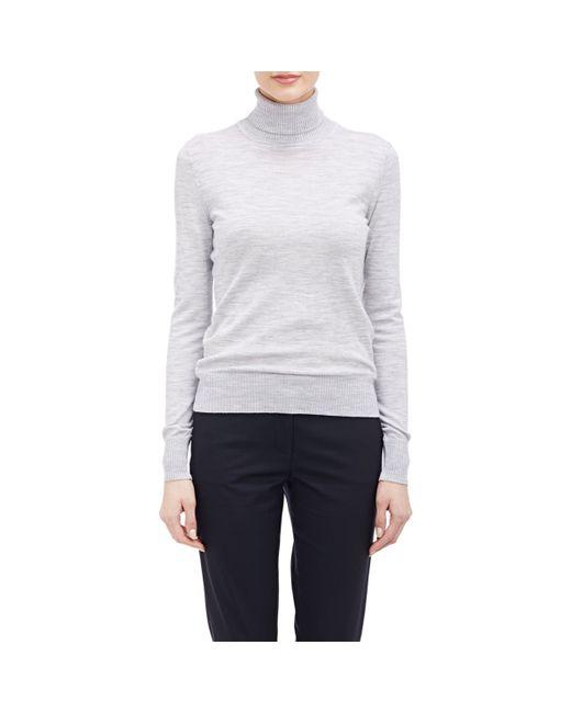 Gabriela Hearst   Gray Turtleneck Sweater   Lyst