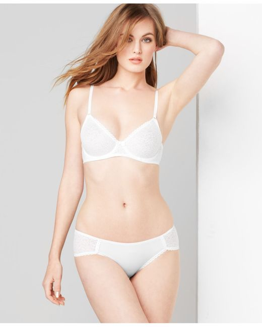 B.tempt'd | White By Wacoal B.awesome Underwire Bra 951231 | Lyst