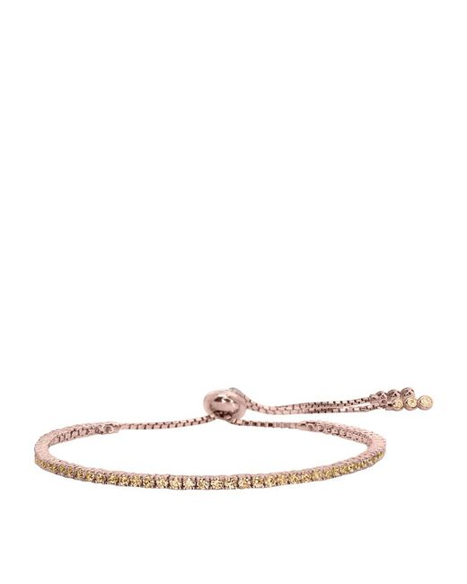 Carat* | Metallic Fitz Millennium Rose Gold Finish Bracelet | Lyst