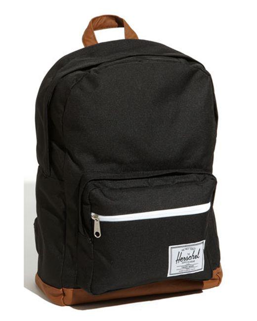 Herschel Supply Co. | Black 'pop Quiz' Backpack for Men | Lyst