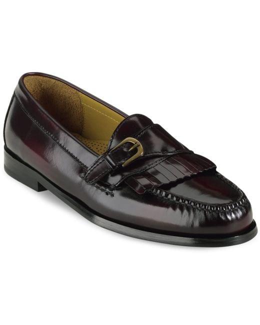 Cole Haan Burgundy Dress Shoes