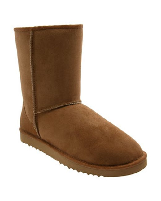 UGG | Brown Ugg Classic Short Boot for Men | Lyst