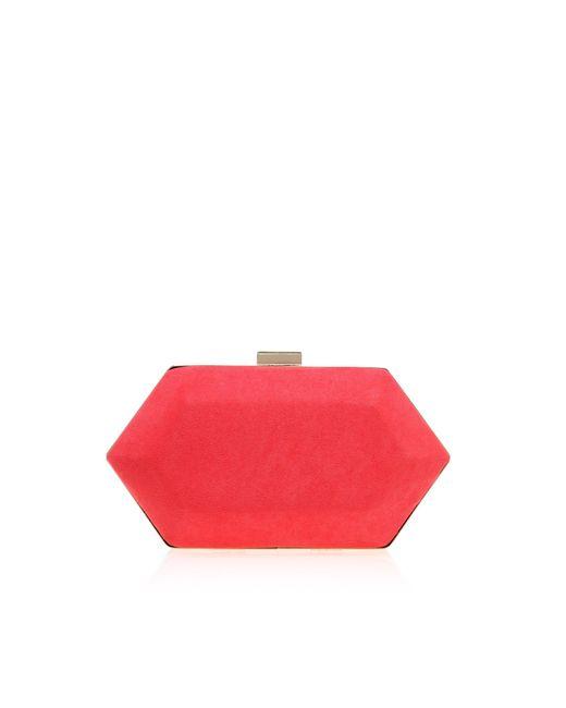 Miss Kg | Pink Jewel Clutch Handbag | Lyst
