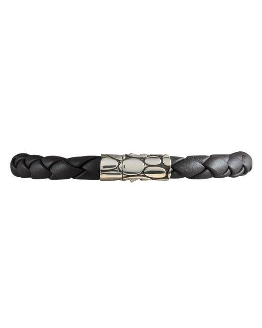 John Hardy | Black Kali Leather Bracelet for Men | Lyst