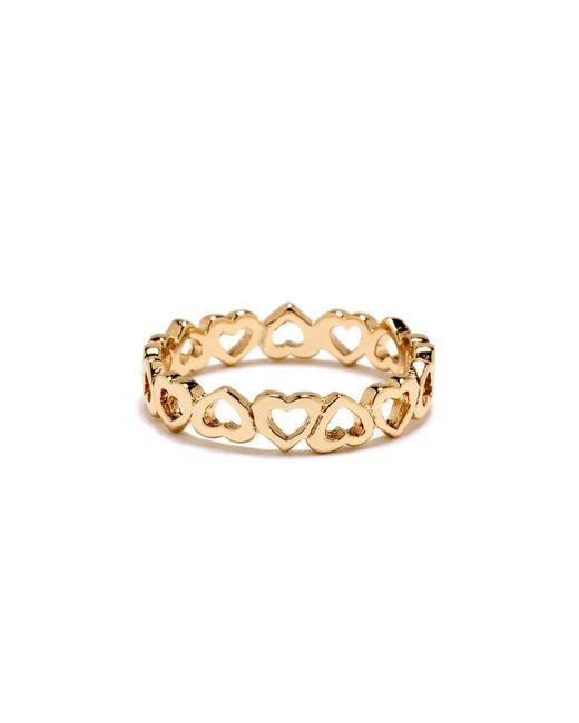 Bing Bang | Yellow Eternity Heart Ring | Lyst