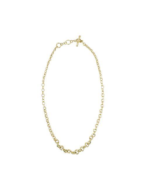 Vaubel | Metallic Scale Round Chain Necklace | Lyst