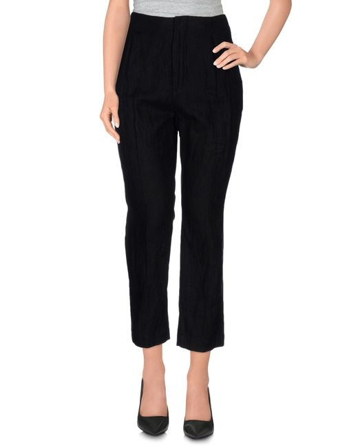 Dondup | Black Casual Pants | Lyst