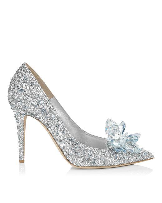 Jimmy Choo Shoes Mens Swarovski Crystals