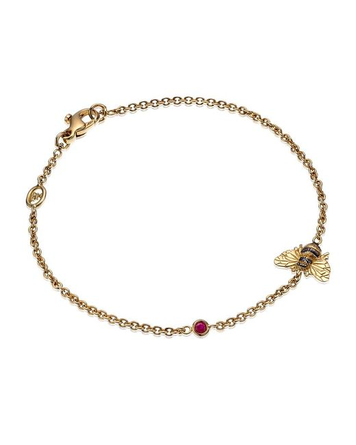 Theo Fennell | Metallic Bee Bracelet | Lyst