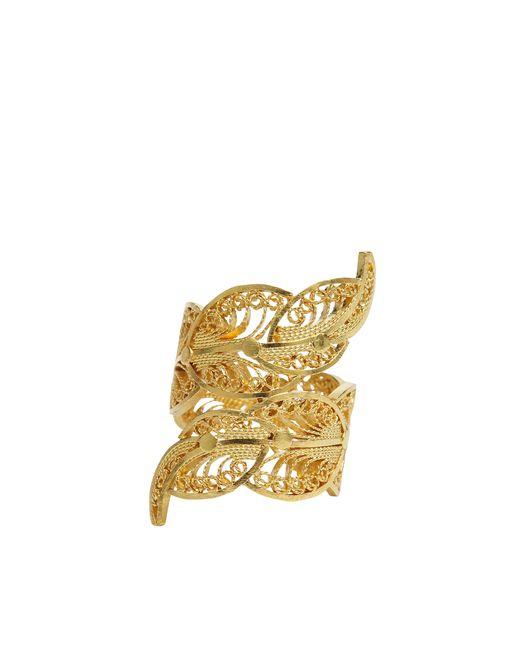 Mallarino | Metallic Paloma Ring | Lyst