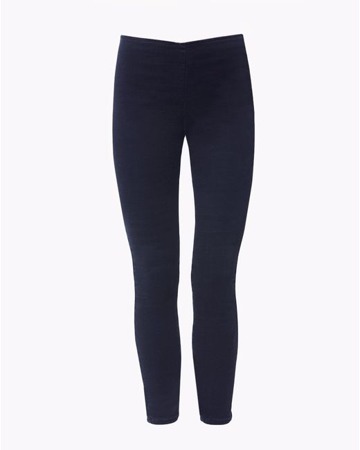 Veronica Beard | Blue Denim Legging | Lyst