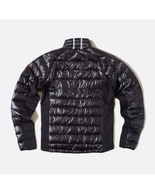canada goose men hybridge lite jacket black