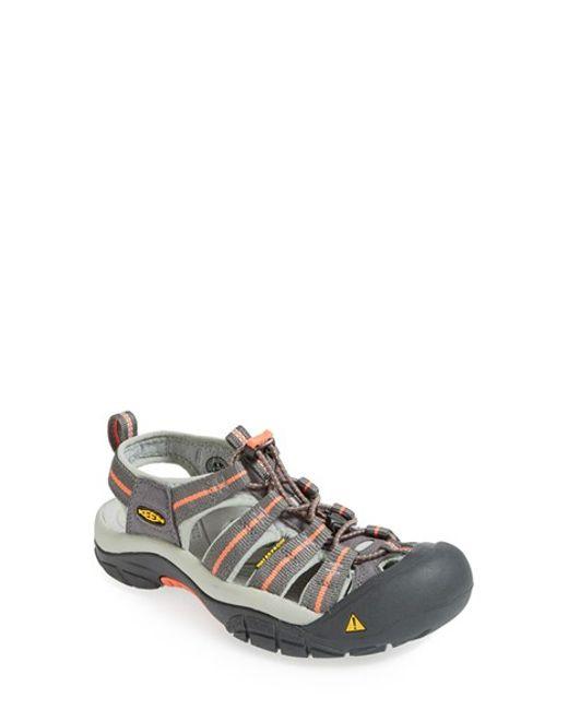 Keen | Pink 'newport H2' Sandal | Lyst