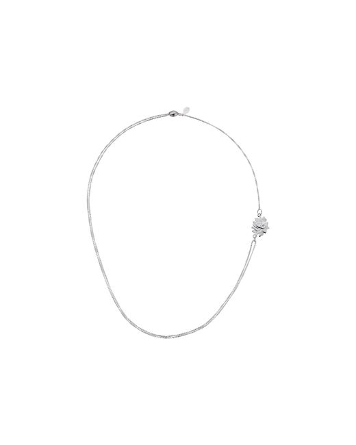 ALEX AND ANI | Metallic Precious Ii Collection Lotus Peace Petals Adjustable Necklace | Lyst