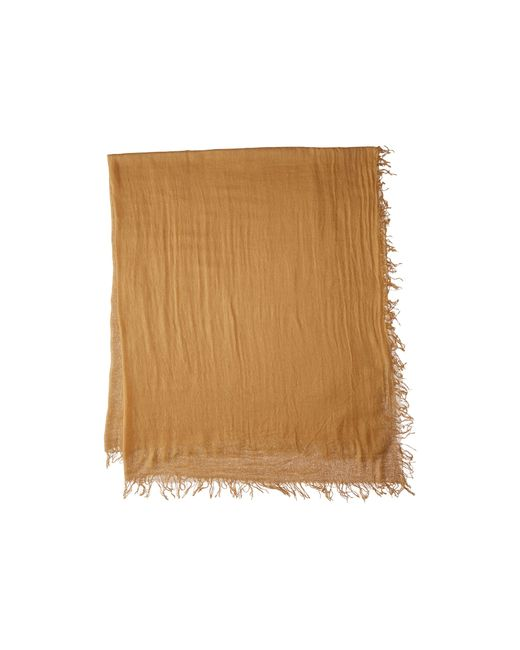 Chan Luu | Brown Cashmere And Silk Scarf | Lyst