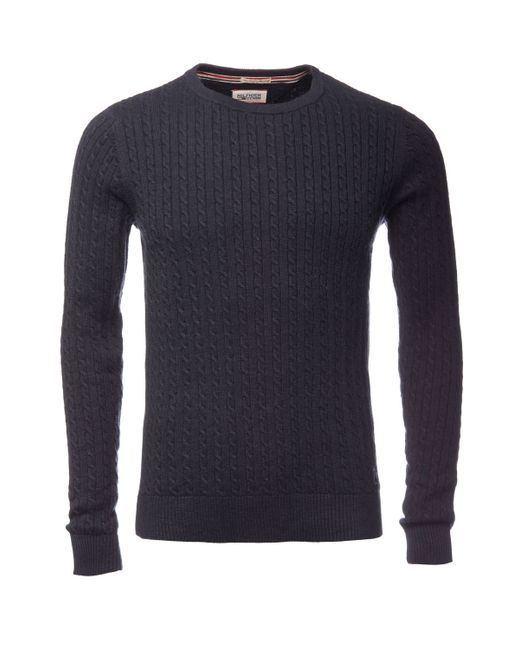 Tommy Hilfiger | Black Gilles Sweater for Men | Lyst