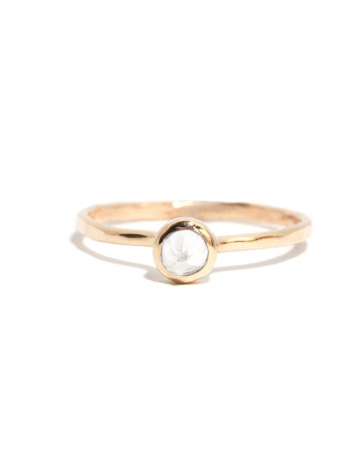 Melissa Joy Manning | Metallic Moonstone Ring | Lyst