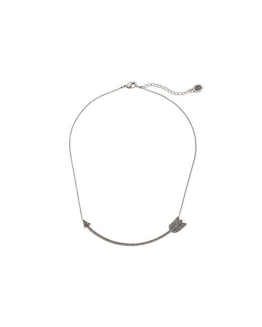 House of Harlow 1960 | Metallic Arrow Affair Collar Necklace | Lyst