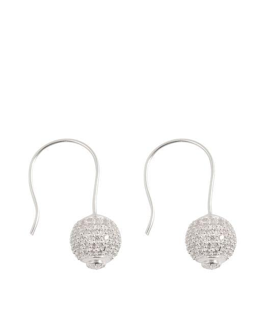 Thomas Sabo | Metallic Zirco Beads Earrings | Lyst