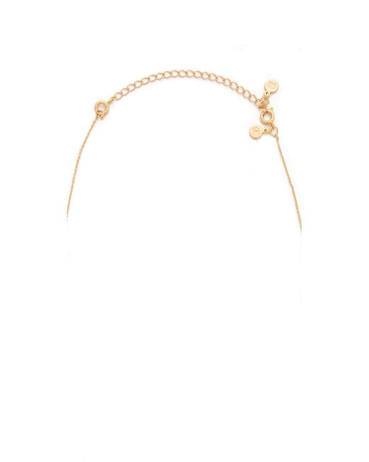 Gorjana | Metallic Necklace Extender | Lyst