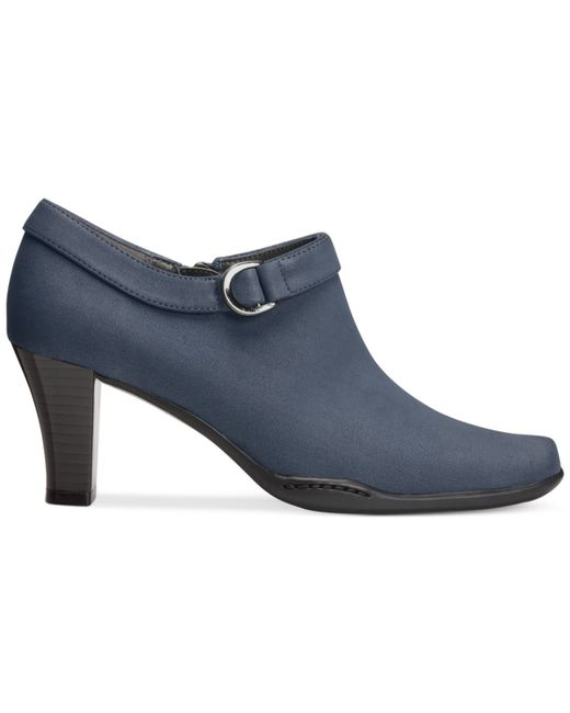 Aerosoles | Blue Cingle Handed Shooties, Only At Macy's | Lyst