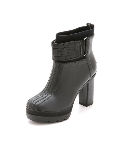 Sorel | Blue Boots | Lyst