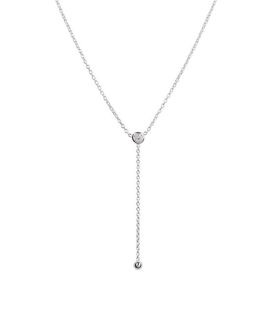 lord cubic zirconia and sterling silver y