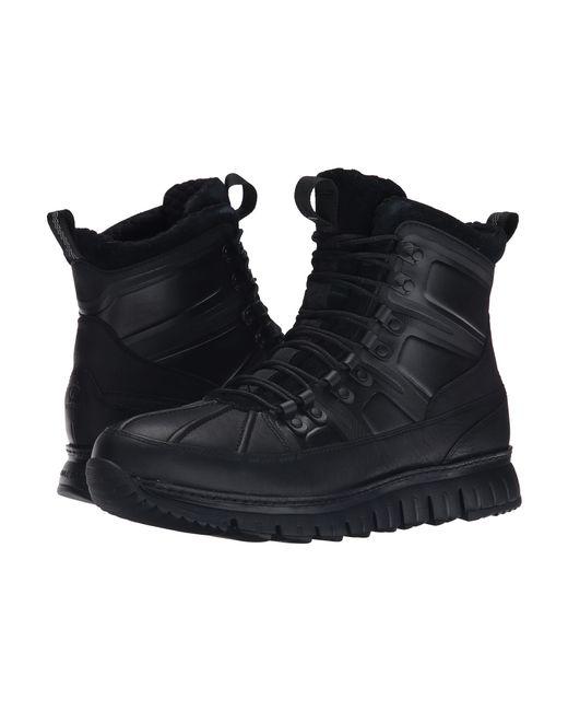 Cole Haan | Black Zerogrand Sport Boot for Men | Lyst