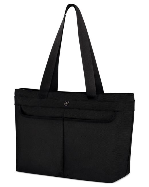 Victorinox | Black Victorinox Werks Traveler 5.0 Tote Bag With Tablet Pocket | Lyst