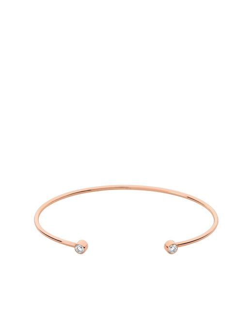 Vanrycke | Pink Mademoiselle Else Diamants Bangle | Lyst