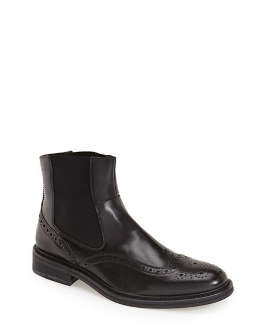 Joe's Jeans | Black 'brody' Chelsea Boot for Men | Lyst