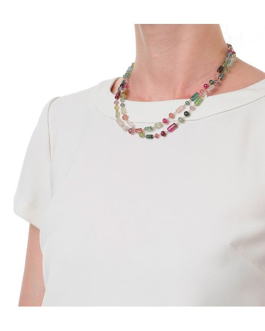 Dean Harris | Pink Confetti Necklace | Lyst