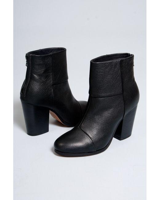 Rag & Bone | Classic Newbury Boot in Black | Lyst