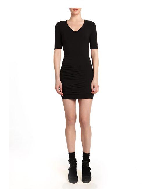 Alexander Wang | Black Short Dress | Lyst