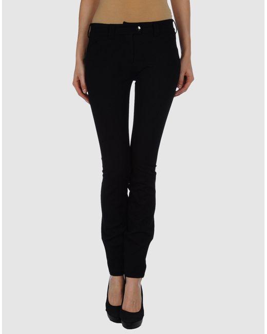 Balenciaga | Black Casual Pants | Lyst