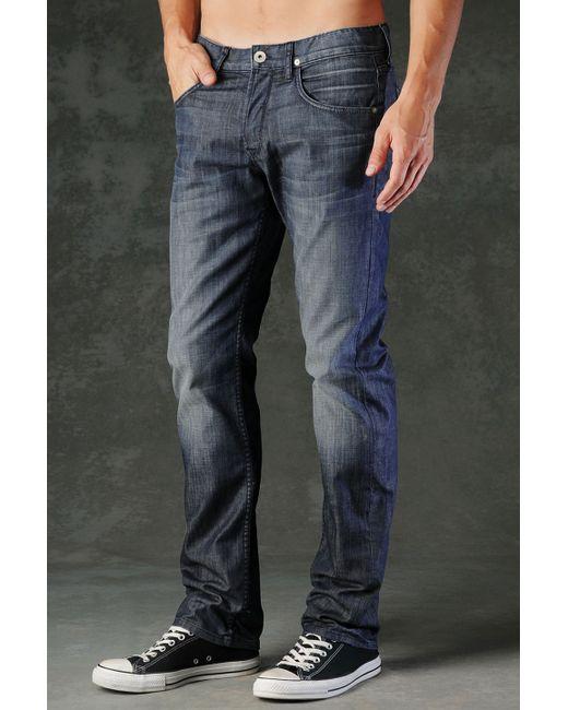 Hudson Jeans   Blue Byron Straight for Men   Lyst