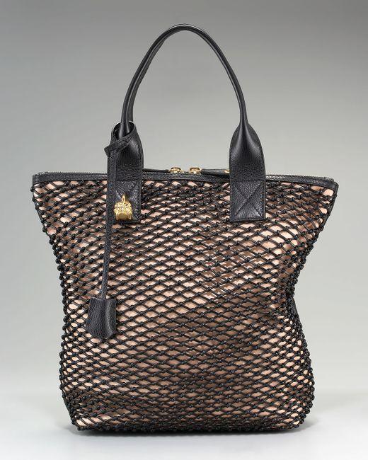 Alexander McQueen | Pink Mini Padlock Ziparound Bag | Lyst