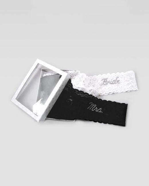 Hanky Panky | Black Bridal Low Rise Thong Gift Set | Lyst
