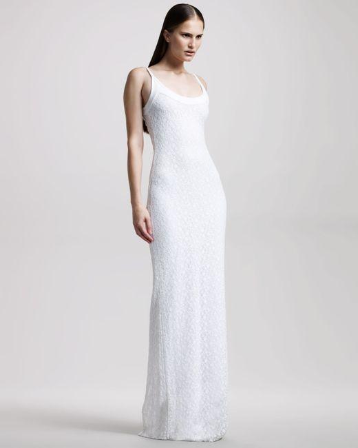 Givenchy | White Ostrich Bolero | Lyst