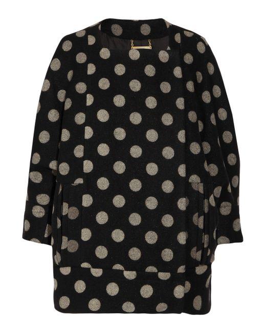 Diane von Furstenberg | Black Vennice Corset Waistcoat | Lyst