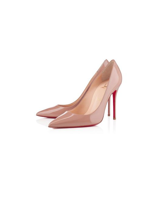 Christian Louboutin | Pink Decollete 554 | Lyst